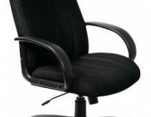 Кресло руководителя Бюрократ T-898AXSN Black