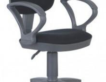 Кресло Бюрократ Ch-G318AXN Black