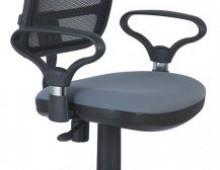 Кресло Бюрократ Ch-799AXSN Grey