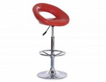 Барный стул ROSE chrome
