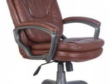 Кресло руководителя Бюрократ Ch-868AXSN Brown