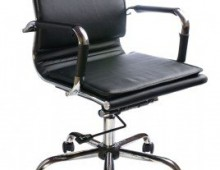 Кресло Бюрократ Ch-993-Low black