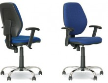 Офисное кресло MASTER GTR (Freestyle) window chrome