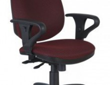 Кресло Бюрократ T-612AXSN Ch