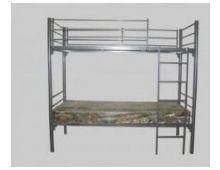 Кровать металлическая двухъярусная бытовая ПРЕСТИЖ Арт.005