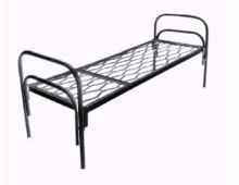 Кровать металлическая одноярусная Арт.021