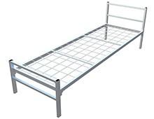 Кровать металлическая Арт.028 эконом-класс для рабочих