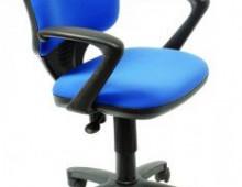Кресло низкая спинка Бюрократ Ch-540AXSN-Low 26-21