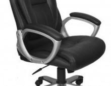 Кресло руководитея Бюрократ CH-875S/Black