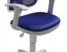 Кресло Бюрократ Ch-W797 BL OceanBlue