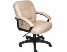 Кресло руководителя низкая спинка Бюрократ T-9908AXSN-Low/F10