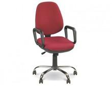 Офисное кресло COMFORT GTP chrome (active-1)