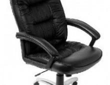 Кресло руководителя Бюрократ T-9908AXSN-AB