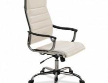 Кресло c высокой спинкойБюрократ Ch-994 Ivory