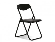 Складной стул JACK black