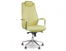 Кресло для руководителя SONATA steel chrome
