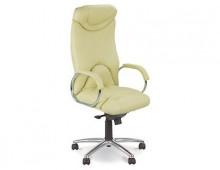 Кресло для руководителя ELF steel chrome