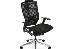 Кресло руководителя Бюрократ 811 Black